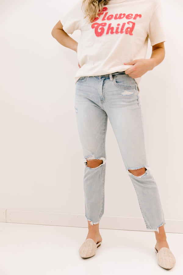 Ally High Rise Jeans - Luca + Grae
