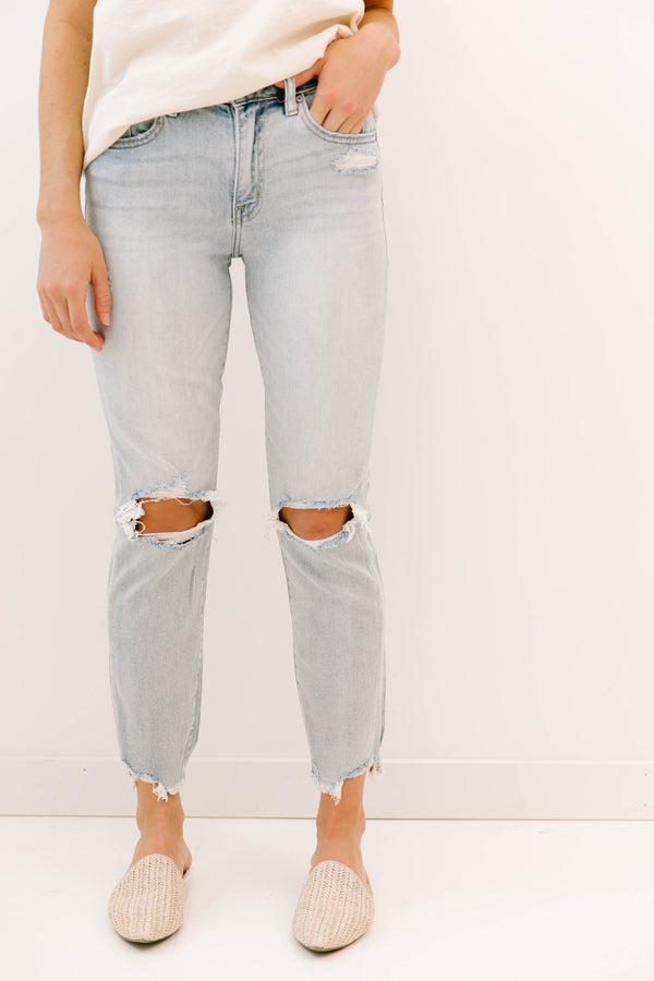 +Ally High Rise Jeans - Luca + Grae