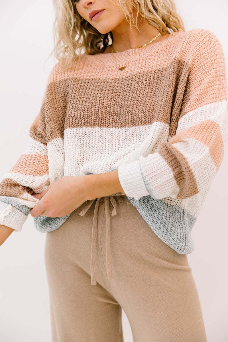 +Forever Yours Sweater - Luca + Grae