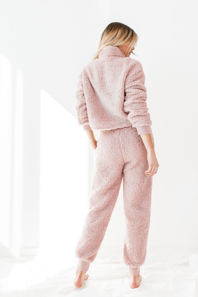 Bundled Up Pink Set - Luca + Grae