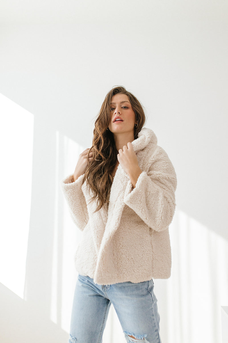 Moon Dust Sherpa Jacket - Luca + Grae