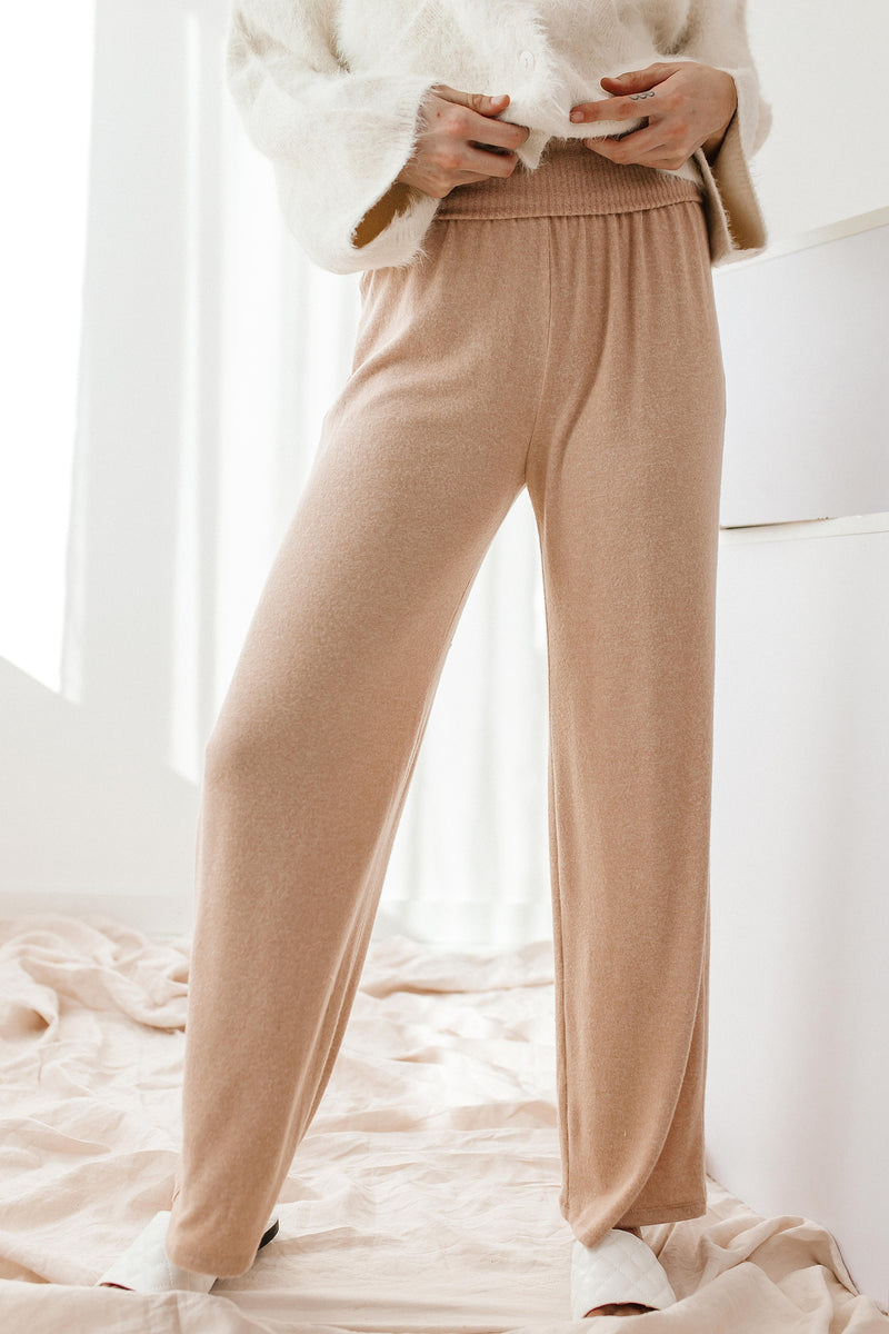 Holy Ground Peach Pants - Luca + Grae