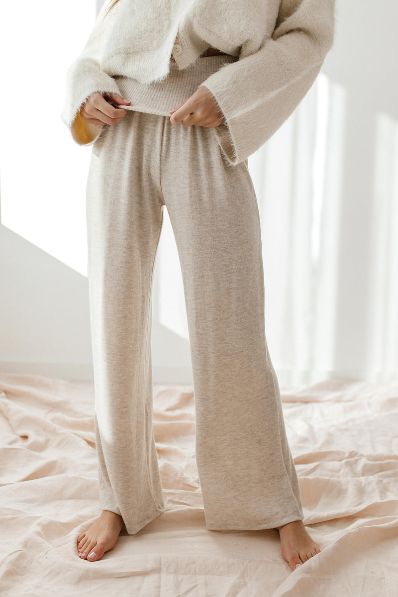 Holy Ground Natural Pants - Luca + Grae