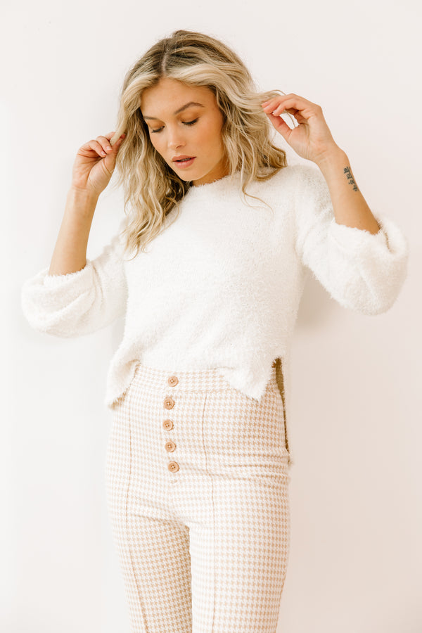 Uptown Girl Sweater - Luca + Grae