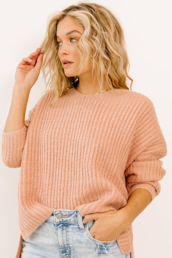 Pippa Knit Sweater - Luca + Grae