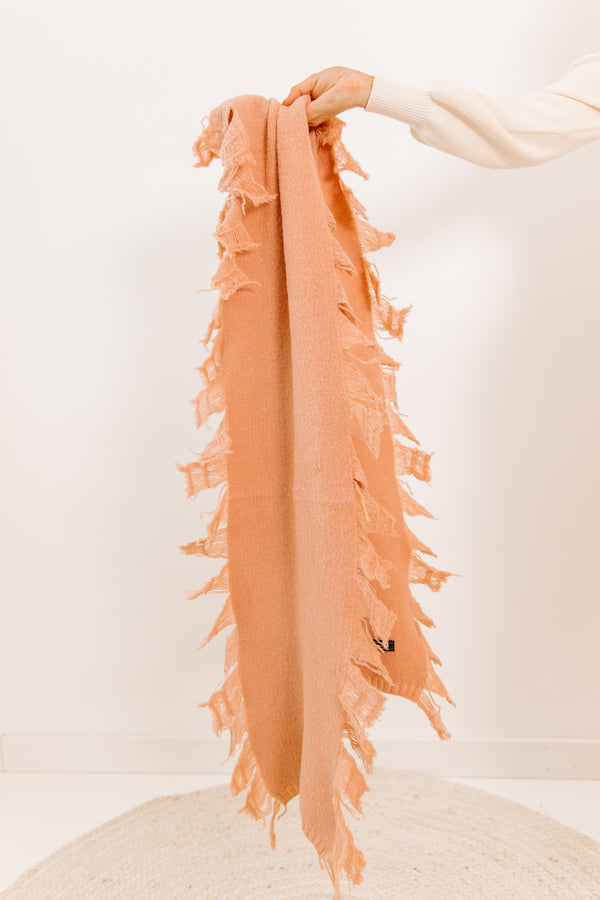 One I Want Blush Scarf - Luca + Grae