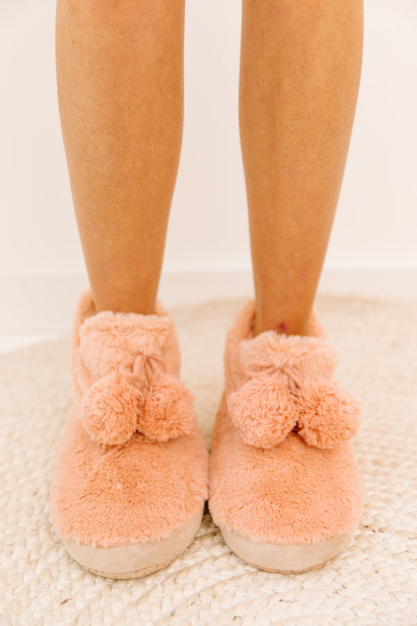 Split Second Slipper Boots - Luca + Grae