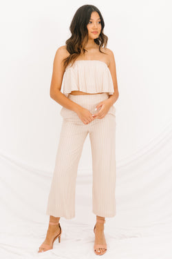 *Stay With Me Top & Pant Set - Luca + Grae