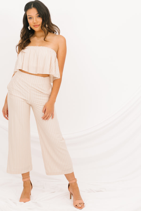 Stay With Me Top & Pants Set - Luca + Grae