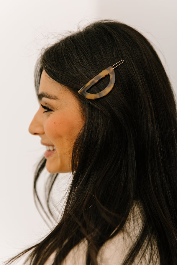 Second Nature Barrette - Luca + Grae