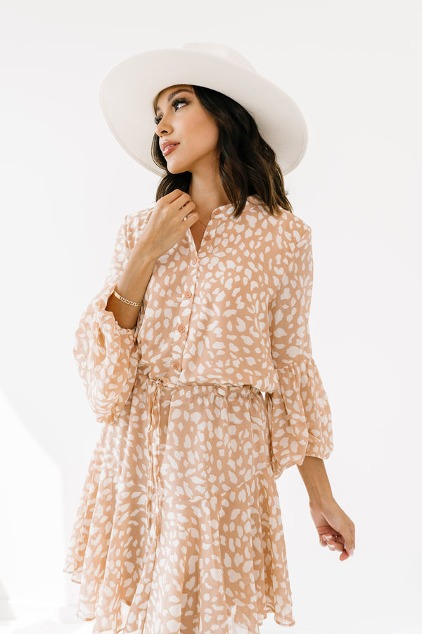 Wildflower Mini Dress - Luca + Grae