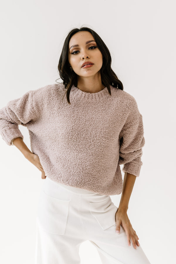 +Cozy Twig Knit Sweater - Luca + Grae