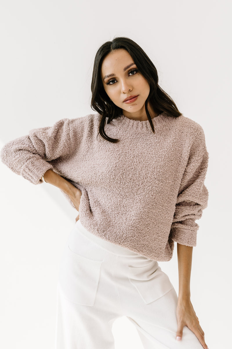 Cozy Twig Knit Sweater - Luca + Grae