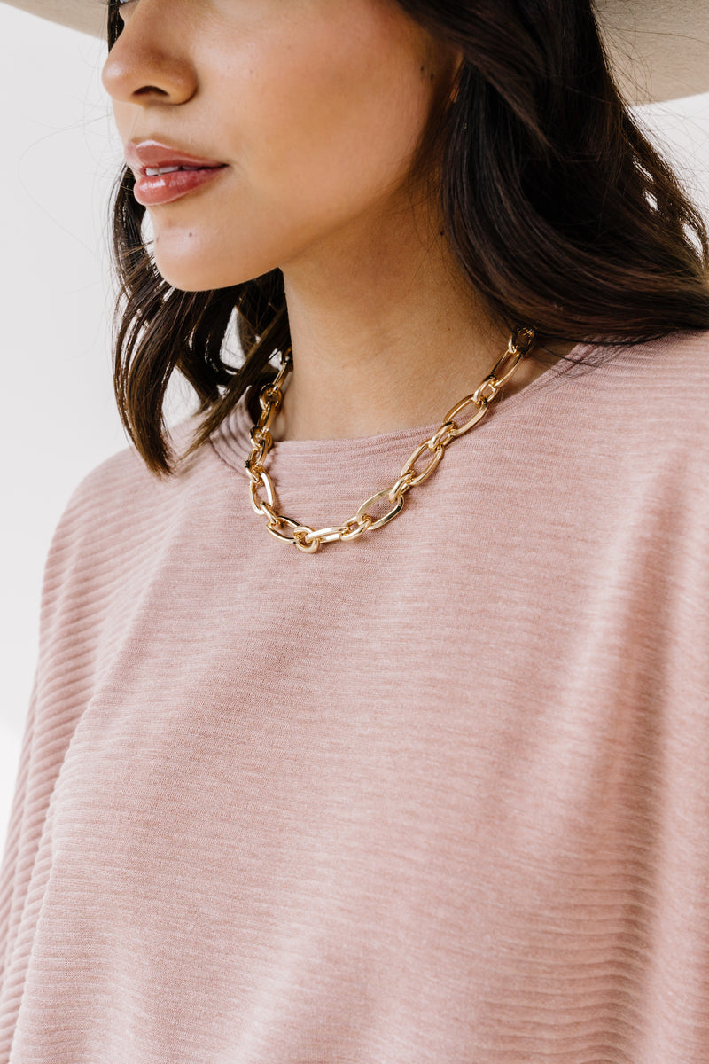 Irresistible Chain Necklace - Luca + Grae