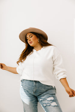 Curvy Sun & Done Sweater - Luca + Grae