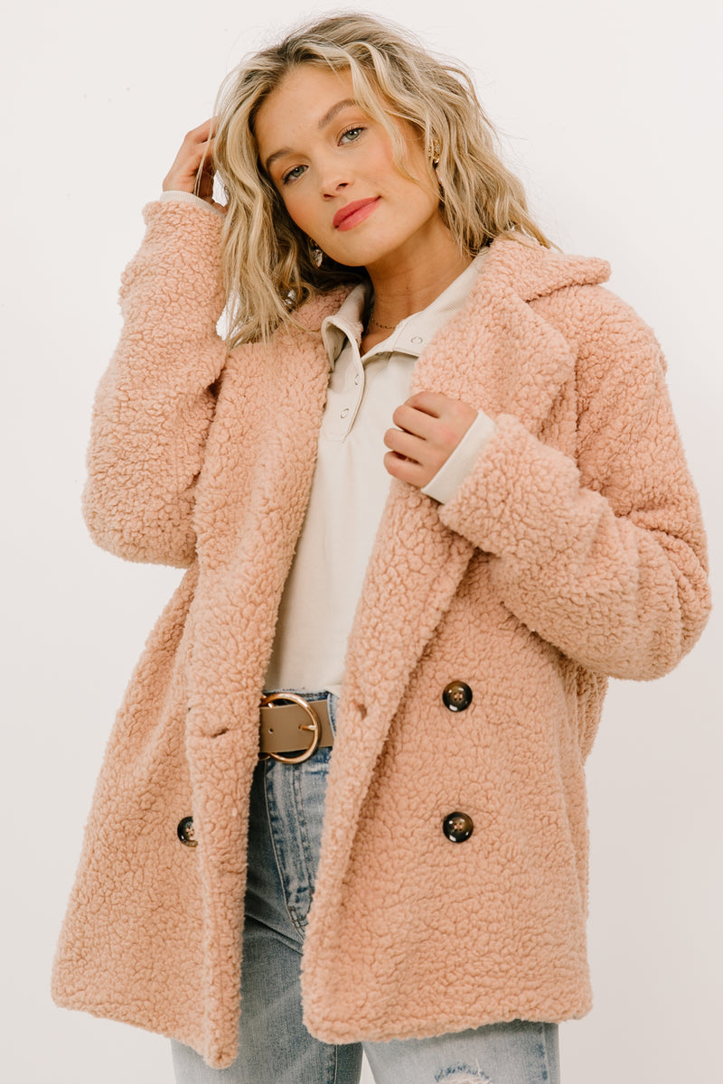 Lost & Found Blush Jacket - Luca + Grae
