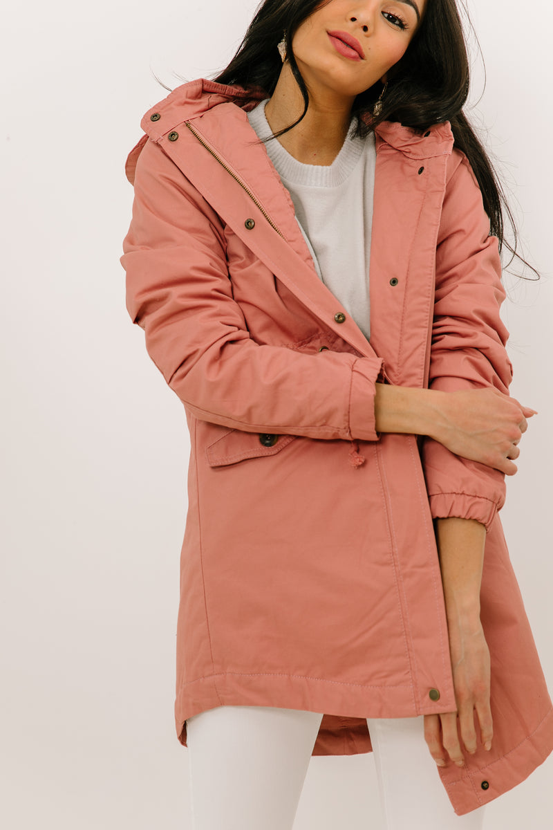 Louder Than Words Coat - Luca + Grae