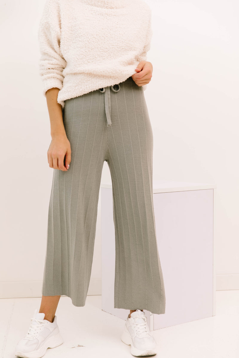 Homebody Sage Pants - Luca + Grae