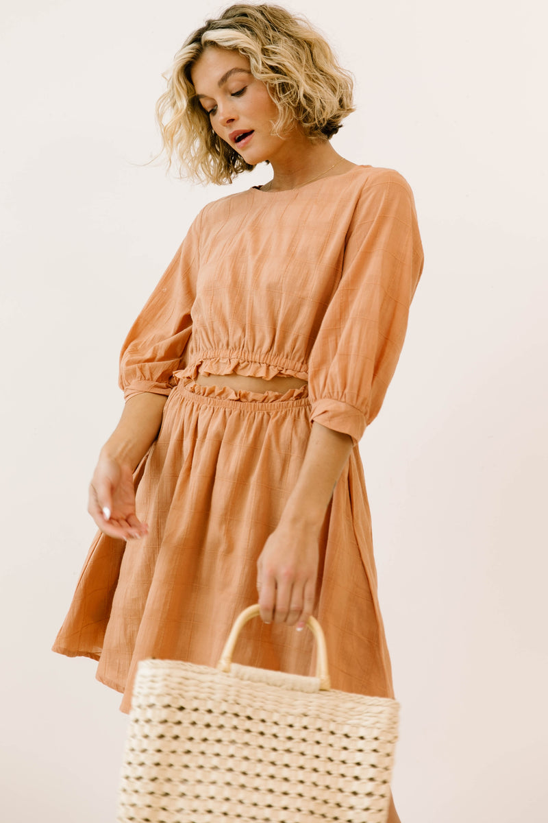 *Under The Tuscan Sun Dress - Luca + Grae