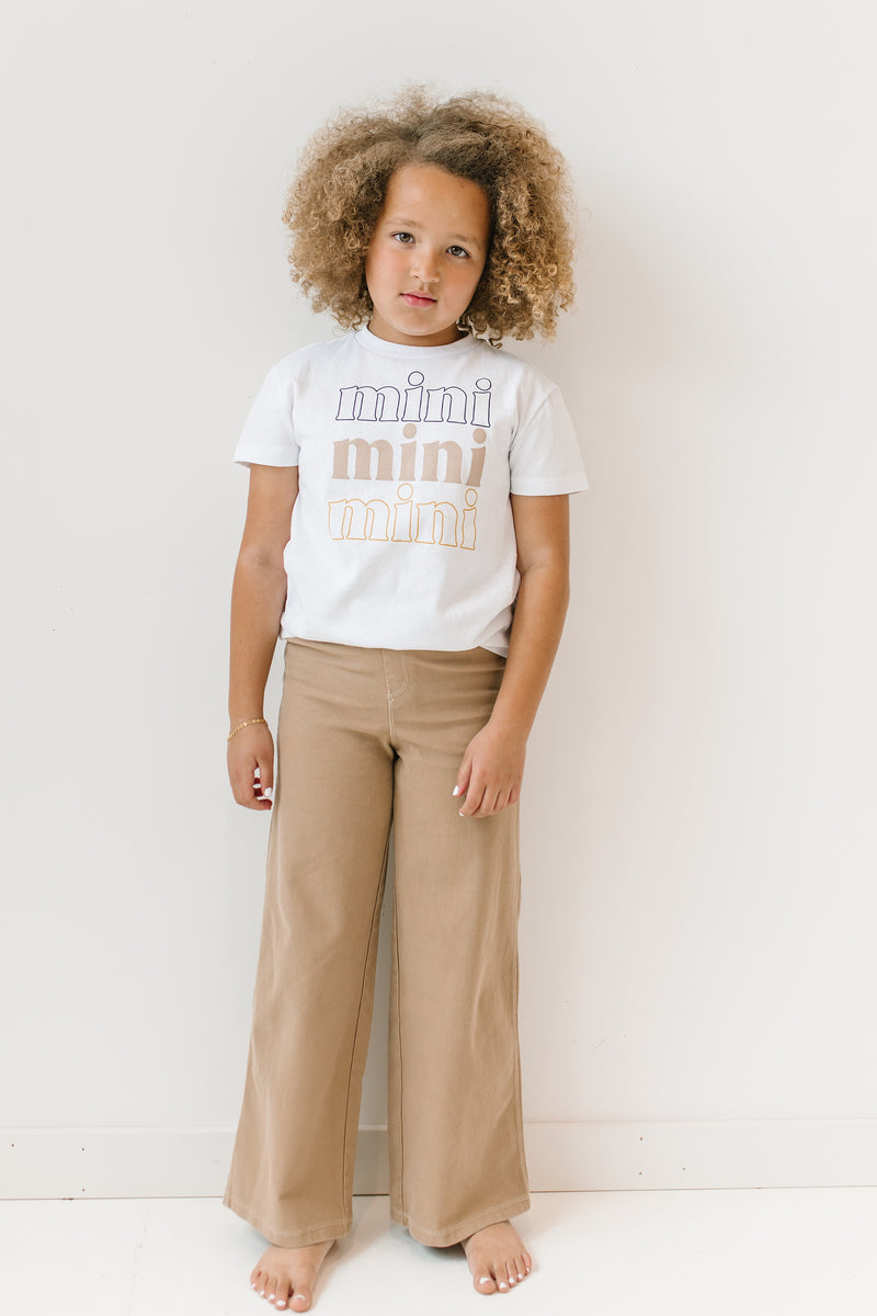! Mini Me Children's Tee - Luca + Grae