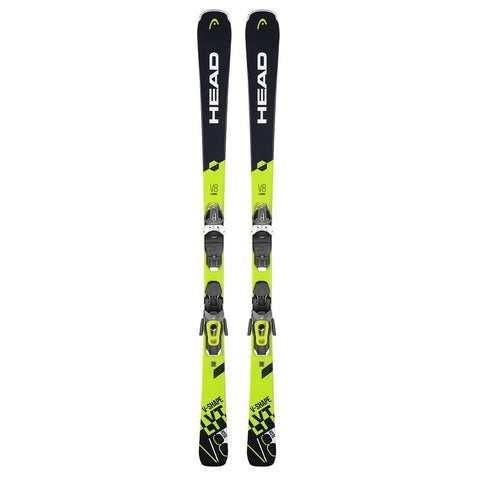 Head V8 VShape Demo Skis w Bindings, 2019
