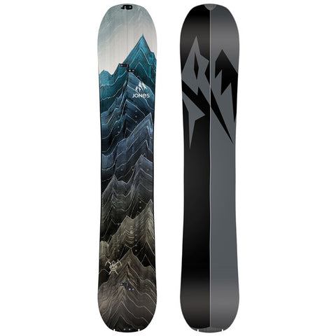 Jones Solution Splitboard, 2019 NEW