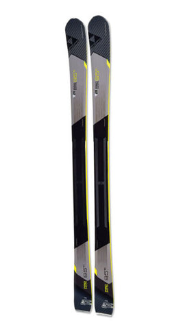 Fischer Pro MTN 95 Ti Demo Skis w Bindings, 2017