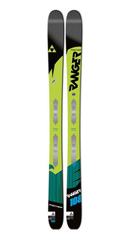 Fischer Ranger 108 Demo Skis w Bindings, 2017