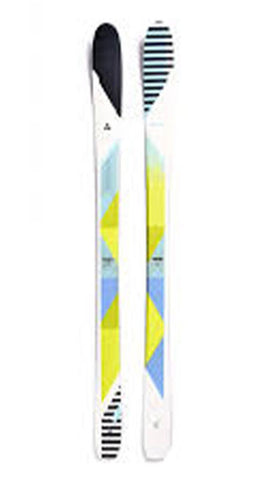 Fischer Ranger 89 Women's Demo Skis w Bindings, 2017
