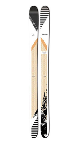 Fischer Ranger 98 W Demo Skis w Bindings, 2017