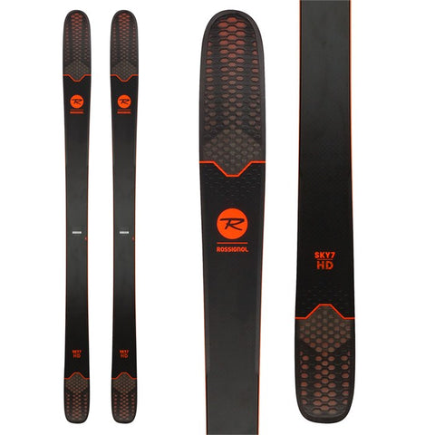 Rossignol Sky 7 Demo Skis w Bindings 2019