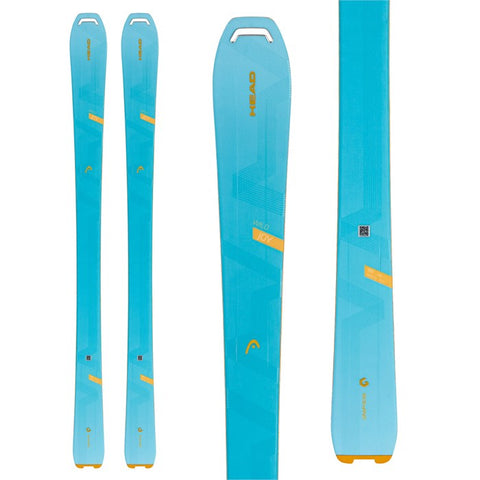 Head Wild Joy Demo Skis w Bindings 2019