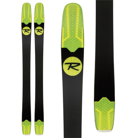Rossignol Soul 7 HD Demo Skis w Bindings 2019