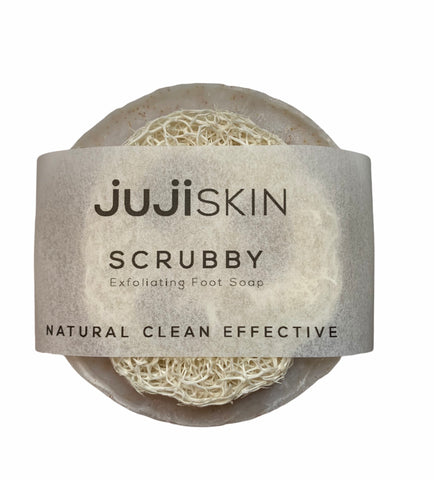 Scrubby Foot Soap