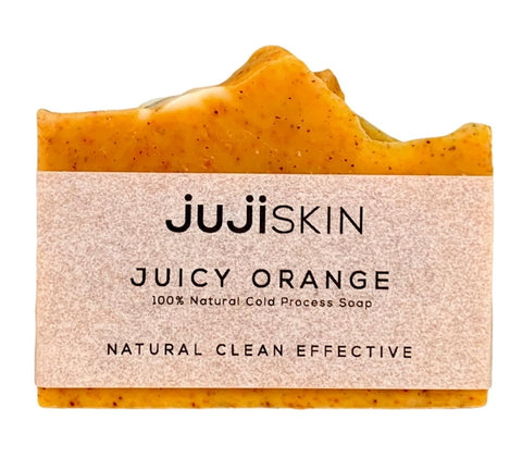 Juicy Orange Cold Process Soap