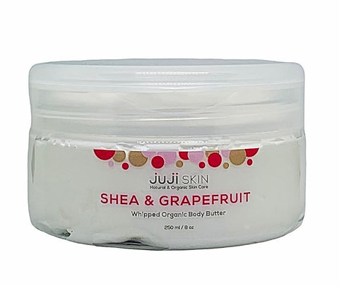 Shea & Grapefruit Organic Body Butter