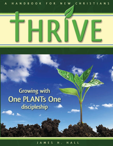 THRIVE - Handbook for New Christians
