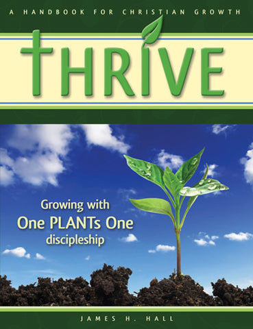 THRIVE - Handbook for Christian Growth