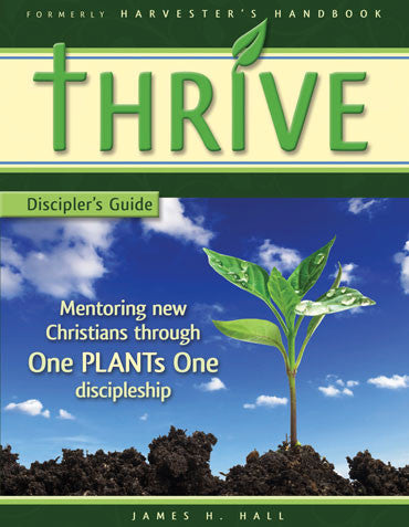 THRIVE - Discipler's Guide