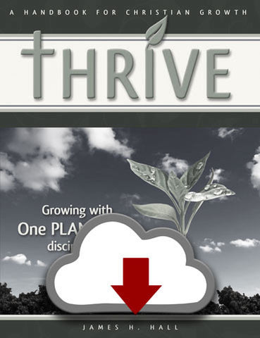 THRIVE - Handbook for Christian Growth (PDF Download)