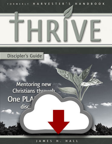 THRIVE - Discipler's Guide (PDF Download)