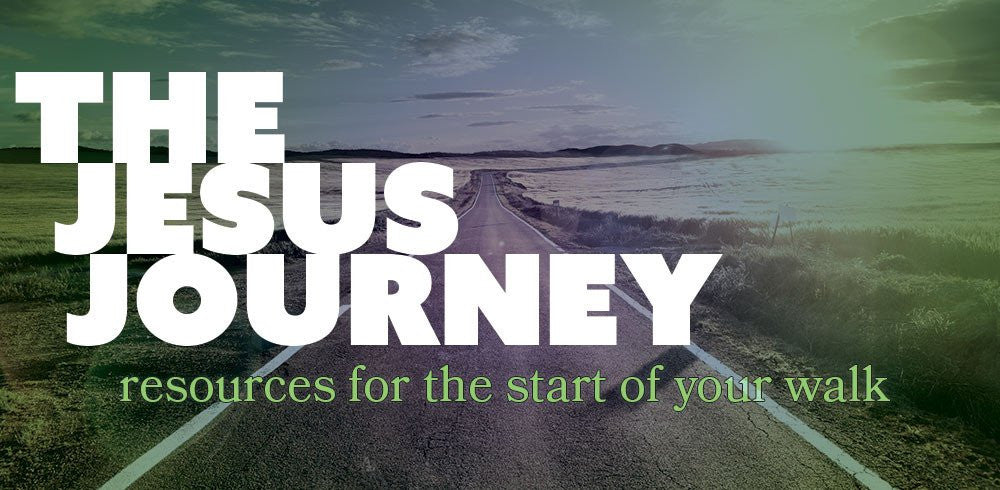 The Jesus Journey | Resources for the start of your walk