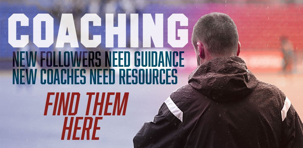 Coaching | New followers need guidance, new coaches need resources | Find them here