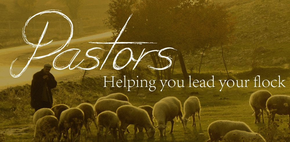 Pastor's | Helping you lead your flock