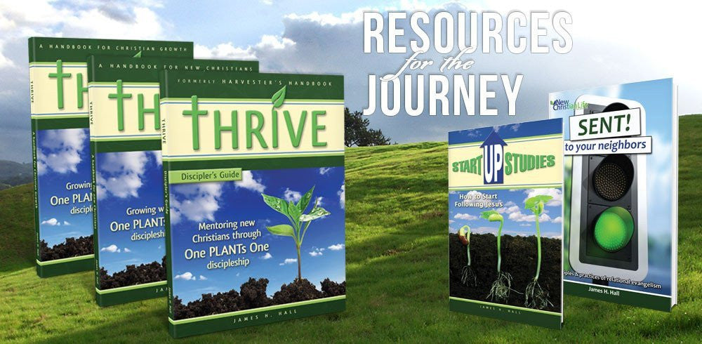 Discipleship Store | Resources for the Journey