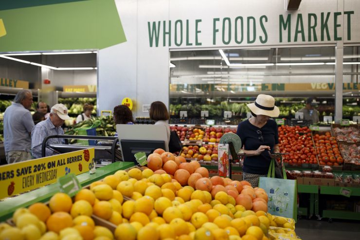 Whole Foods' price cuts are a sign of a 'cutthroat competitive landscape' in grocery