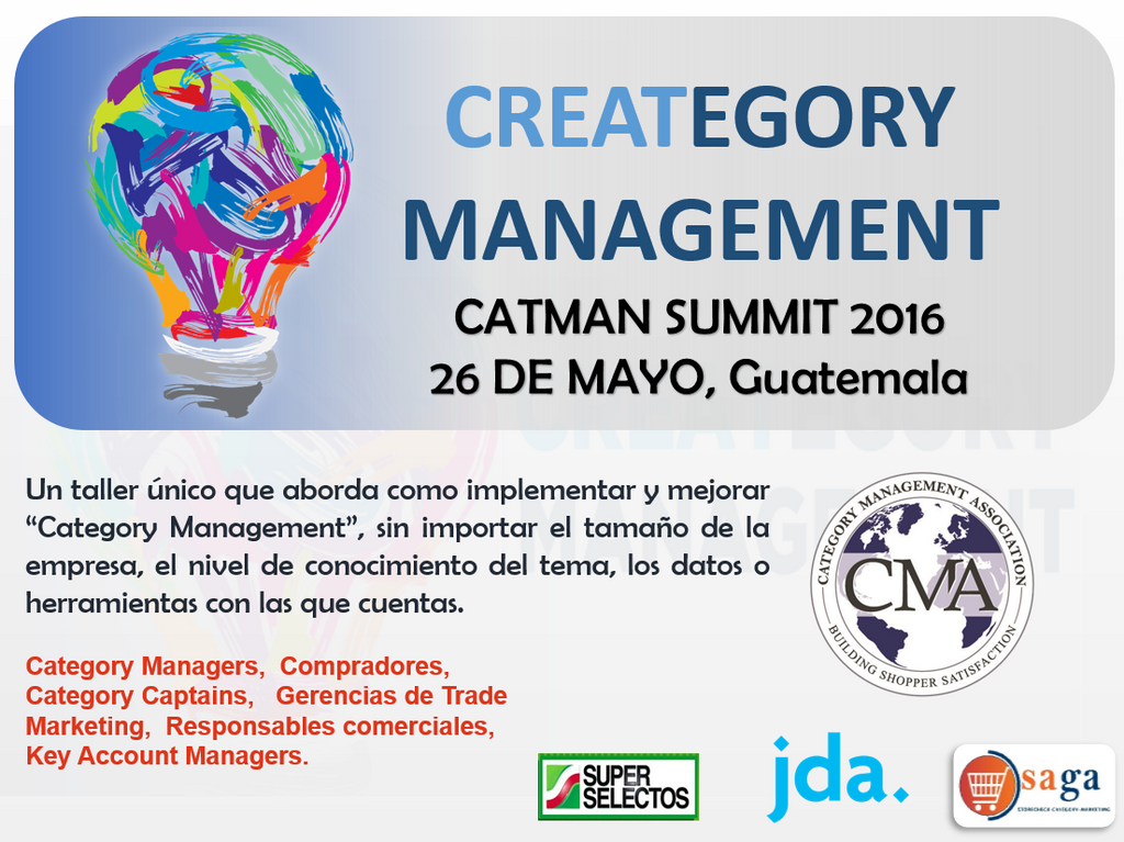 Catman summit 2016 - Centro America