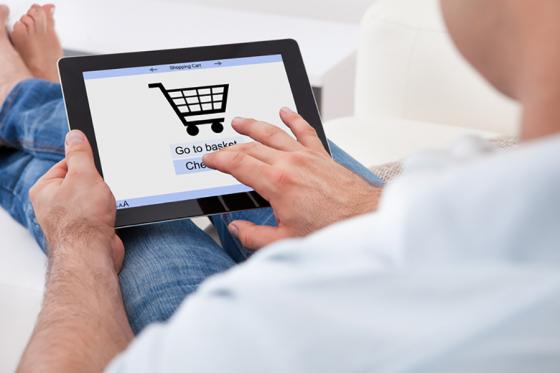 A Look at Men's Online Grocery-Shopping Behavior