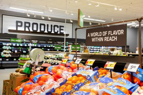USA: Giant Food Launches Produce Rx Pilot