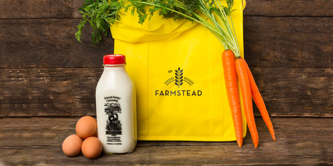 Will Farmstead's 'Smart Shopping List' give it an edge in online grocery competition?